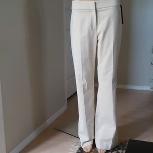 Cream dress pants